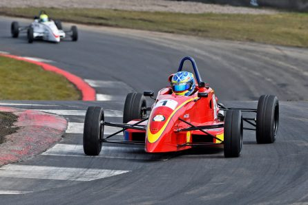 Ross Martin's Title Defence begins at Knockhill